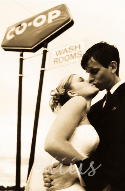 Kiss on Main St.
